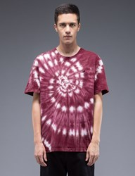 Staple Grails Tie Dye T Shirt