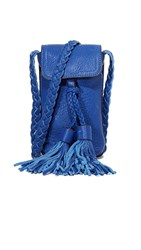 Rebecca Minkoff Isobel Phone Cross Body Bag Cobalt