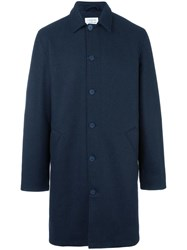 Libertine Libertine 'Affect' Padded Coat Blue
