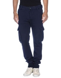 Master Coat Casual Pants Dark Blue