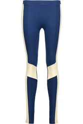Just Cavalli Stretch Jersey Leggings Storm Blue