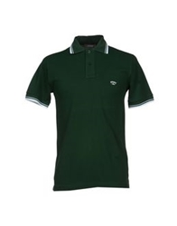 Andrea Fenzi Polo Shirts Black