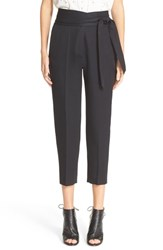 Women's Iro 'Sheava' Tie Waist Crop Pants