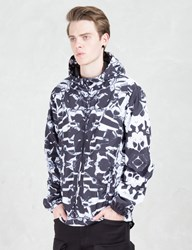Dope Liquid Metal Windbreaker