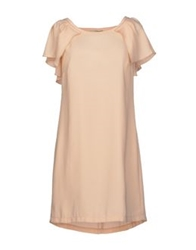 Lou Lou London Short Dresses Light Pink