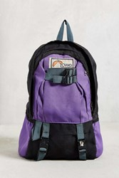 Without Walls Vintage Vintage Lowe Colorblock Backpack Purple Multi