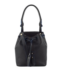Sandro Adula Bucket Bag Female Black