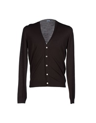 Malo Cardigans Dark Brown
