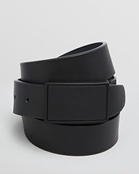 The Men's Store At Bloomingdale's Reversible Leather Belt Black