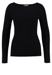 Hobbs Fern Jumper Black