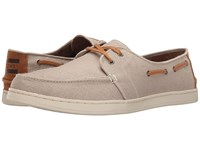 Toms Culver Lace Up Natural Burlap Men's Lace Up Casual Shoes Beige