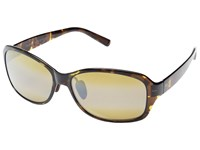 Maui Jim Koki Beach Olive Tortoise Hcl Bronze Fashion Sunglasses Black