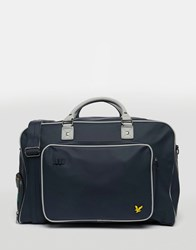 Lyle And Scott Holdall Bag Blue