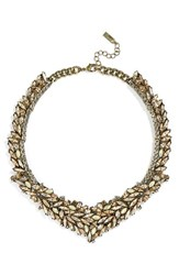 Baublebar Women's Atlas Crystal Collar Necklace