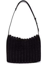 Paco Rabanne Chain Mail Tote Black
