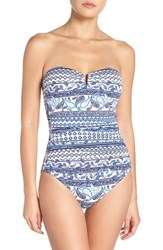 Tommy Bahama Women's Paisley Terrace One Piece Swimsuit