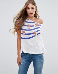 Pepe Jeans Sandy T Shirt 800White