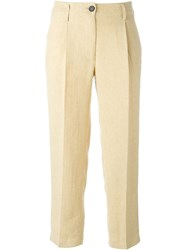 Forte Forte Tailored Trousers Nude And Neutrals