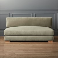 Cb2 Piazza Apartment Sofa