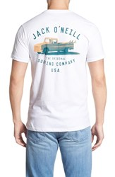 Men's Jack O'neill 'Pickup' Regular Fit T Shirt