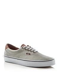 Vans Era 59 Sneakers Oxford And Leather Black True White