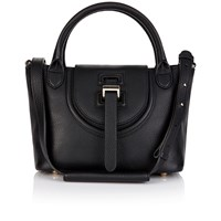 Meli Melo Meli Melo Women's Halo Mini Tote Bag Black