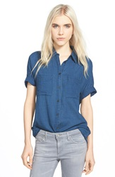 Ag Jeans 'Abby' Short Sleeve Shirt Sacred