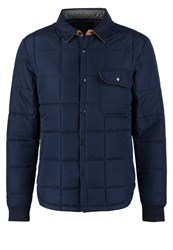 Pier One Light Jacket Dark Blue