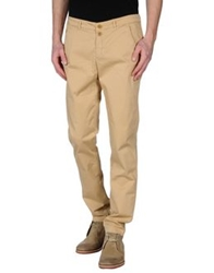 Woolrich Casual Pants Sand