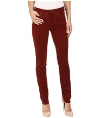 Kut From The Kloth Diana Corduroy Skinny In Clay Clay Women's Jeans Tan