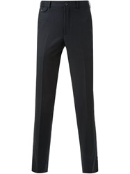 Education From Youngmachines Pleated Dress Suit Trousers Black