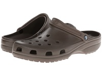 Crocs Classic Cayman Unisex Chocolate Clog Shoes Brown