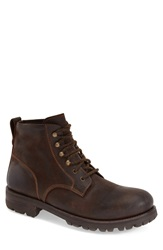 N.D.C. 'Steve' Distressed Boot Men Rovere Leather