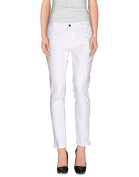People Trousers Casual Trousers Women White