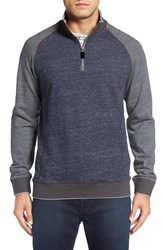 Robert Graham Men's 'Stefano' Quarter Zip Pullover
