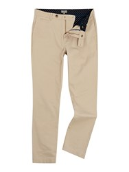 Linea Russell Cotton Chinos Stone
