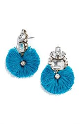 Baublebar Women's 'Flamenco' Drop Earrings Teal