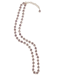 Irene Neuwirth Rose Of France Necklace Metallic