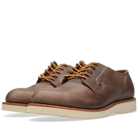 Red Wing Shoes Red Wing 3106 Heritage Work Postman Oxford Concrete Rough And Tough