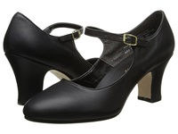 Capezio Manhattan Character Shoe Black Women's Tap Shoes