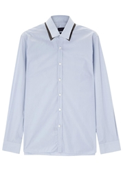 Lanvin Light Blue Cotton Shirt