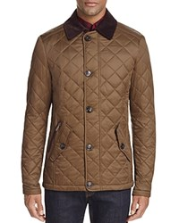 Barbour Fortnum Quilted Jacket Olive