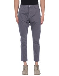 Roberto Pepe Trousers Casual Trousers Men Lead