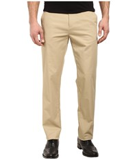 Calvin Klein Chino Twill Pants Classic Khaki Men's Clothing Pink