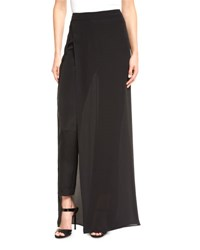 Haute Hippie The Shia Skirted Pants Black