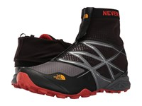 The North Face Ultra Mt Winter Tnf Black Tnf Yellow Men's Shoes