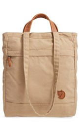 Fjall Raven Fjallraven 'Totepack No.1' Water Resistant Tote Brown Sand