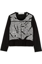 Thakoon Sequined Front Silk Jacket