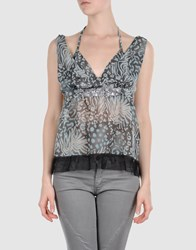 Phard Topwear Tops Women Grey