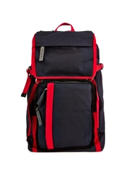 Marni Suede And Canvas Backpack